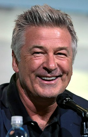 30 Rock - Alec Baldwin's performance as Jack Donaghy was praised by critics.