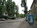 Alexander Pushkin st., looking SW from Jerusalem st. corner - panoramio.jpg