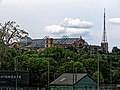 Alexandra Palace from North London Cricket Club, Crouch End, Haringey, London, England 1.jpg