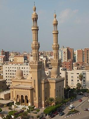 Zagazig - Image: Alfath.Mosq.In.Zagaz ig مسجد الفتح بالزقازيق 2014 09 29 0137 DSCN0142