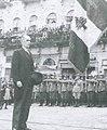 Alfred Naqqache flag salute.jpg