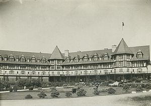The Algonquin Resort St. Andrews By-The-Sea - The Algonquin Resort in the 1920s