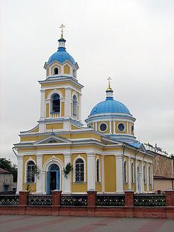 Aliaxandar Newski Church in Pružany 2933.Jpg