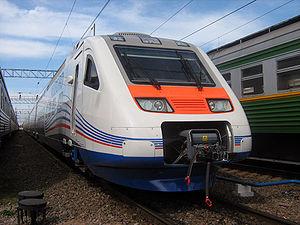 Karelian Trains - Allegro in Russia