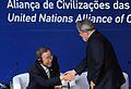 Alliance of Civilizations Forum Annual Meeting Brazil 2010 - 4.jpg
