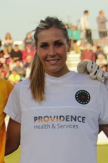 Allie Long association football midfielder, 2015 NWSL Best XI Midfielder