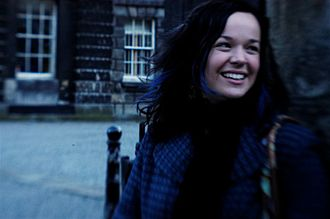Allison Crowe - Crowe at Trinity College, Dublin, Ireland
