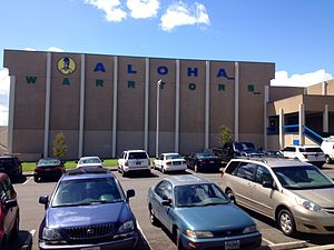 Aloha, Oregon - Aloha High School