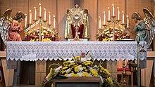 Our Lady of Peace Shrine - Wikipedia