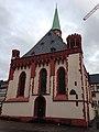 Alte Nikolai Igreja, Romer - Frankfurt, Alemanha - panoramio (1).jpg