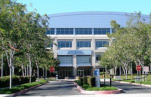 Altera - Altera headquarters in San Jose, California.
