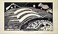 Amadeo de souza-cardoso, xx disegni, parigi, société générale d'impression, 1912, tre levrieri bianchi.jpg
