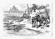 Catholic crocodiles threaten children