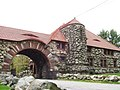 Ames Gate Lodge (North Easton, MA) - general view.JPG