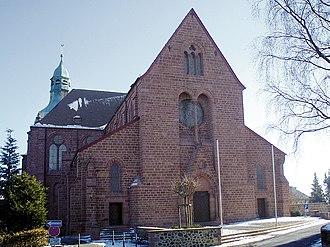 Amöneburg - Stiftskirche St. Johann