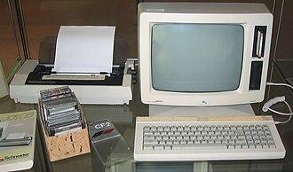 Amstrad PCW - Schneider Joyce