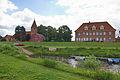 Amtshaus Allerhafen Kirche in Westen (Dörverden) IMG 9227.jpg