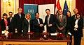 Amtssitzabkommen mit King Abdullah Dialogzentrum (8284856910).jpg