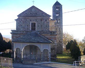 Andrate - Image: Andrate Chiesa Santa Maria 1
