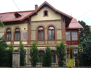 Ion Agârbiceanu - Agârbiceanu's house in Cluj, where he lived from 1924 until his death
