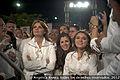Angélica Rivera de Peña en el inicio de campaña de Enrique Peña Nieto. (7030031857).jpg