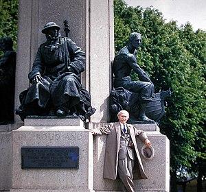 John Angel (sculptor) - Image: Angel at the Exeter War Memorial