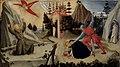 Angelico - Stigmatizacija svetoga Franje Asiškoga i smrt svetoga Petra Mučenika, 1430.-1440.jpg