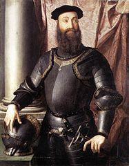 Portrait de Stefano Colonna