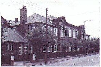Annfield Plain - Annfield Plain Intermediate School in New Kyo, 1994