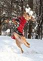 Annie Catches a Snowball - Flickr - Waldo Jaquith.jpg