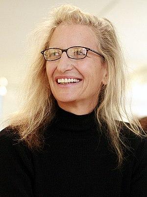 Annie Leibovitz - Leibovitz in February 2008