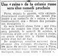 Annonce de l'élection de la Reine de la colonie russe à Paris 1925.jpg