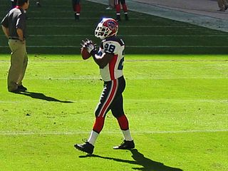 Anthony Thomas (American football) American football player and coach