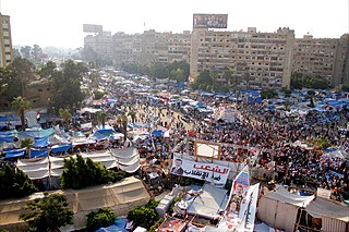 2013 Egyptian coup détat Egyptian political incident: incumbent President of Egypt Mohamed Morsi was overthrown by a military-led coalition