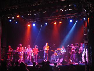 Antibalas American afrobeat band