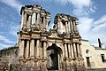 Antigua, ruins of church - panoramio.jpg