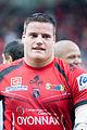Antoine Tichit - US Oyonnax - Rugby club toulonnais, 28th September 2013.jpg