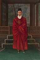Antonion Zeno Shindler - King of Korea - 1985.66.165,719 - Smithsonian American Art Museum.jpg