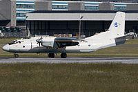 UR-MDA - AN26 - Moskovia Airlines