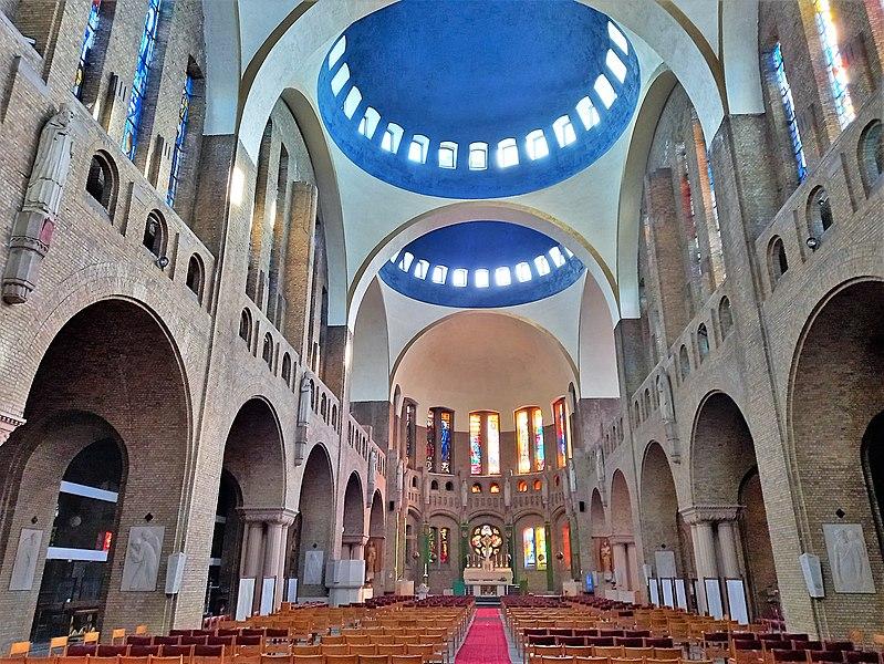 Datei:Antwerpen-Kiel, Christus-Koning (Innenansicht) (6).jpg