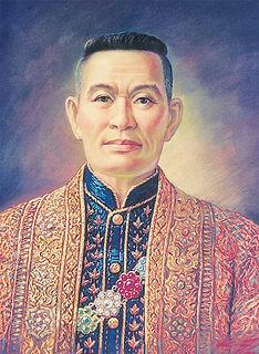 Anurak Devesh Thai prince