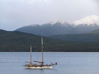 Lake Te Anau - Lake Te Anau