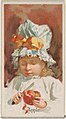 Apple, from the Fruits series (N12) for Allen & Ginter Cigarettes Brands MET DP834603.jpg