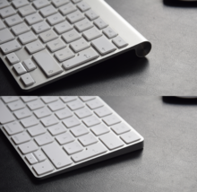 German Apple wireless keyboards