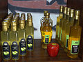 Apple wine at Morad Winery in Israel.jpg