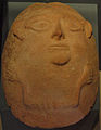 April 26, 2012 - San Diego Museum of Man - Terra Cotta Funeral Mask.jpg