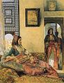 Arabian nights 3 by John Frederick Lewis.jpeg