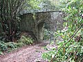 Arch over bridleway - geograph.org.uk - 1530739.jpg