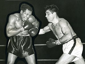 Archie Moore - Archie Moore vs. Joey Maxim in December 1952