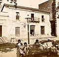 Archivo General de la Nación Argentina sin fecha Salta Casa donde estuvo preso el jefe realista Pío Tristán luego de batalla contra Manuel Belgrano.jpg